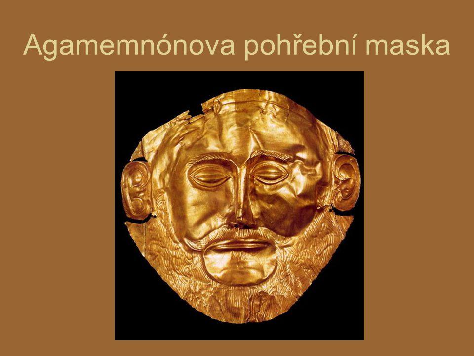 Agamemnónova pohřební maska