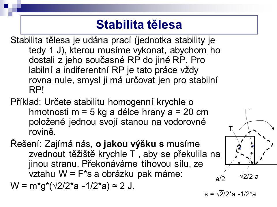 Gyroskopický efekt Princip – moment vnější síly se snaží natočit vektor momentu hybnosti (a tedy osy rotace) do směru pohybu tělesa Využití – stabilizace letu střely (střela rotuje, díky tomu její osa stále sleduje směr tečny k balistické křivce, účinek při dopadu ve směru je větší), stabilizace letu disku (podobný princip) Gyrostatický efekt (udržení směru rotace vzhledem k nulovému momentu vnější síly) se uplatňuje například u Powerballu či u hračky JoJo.