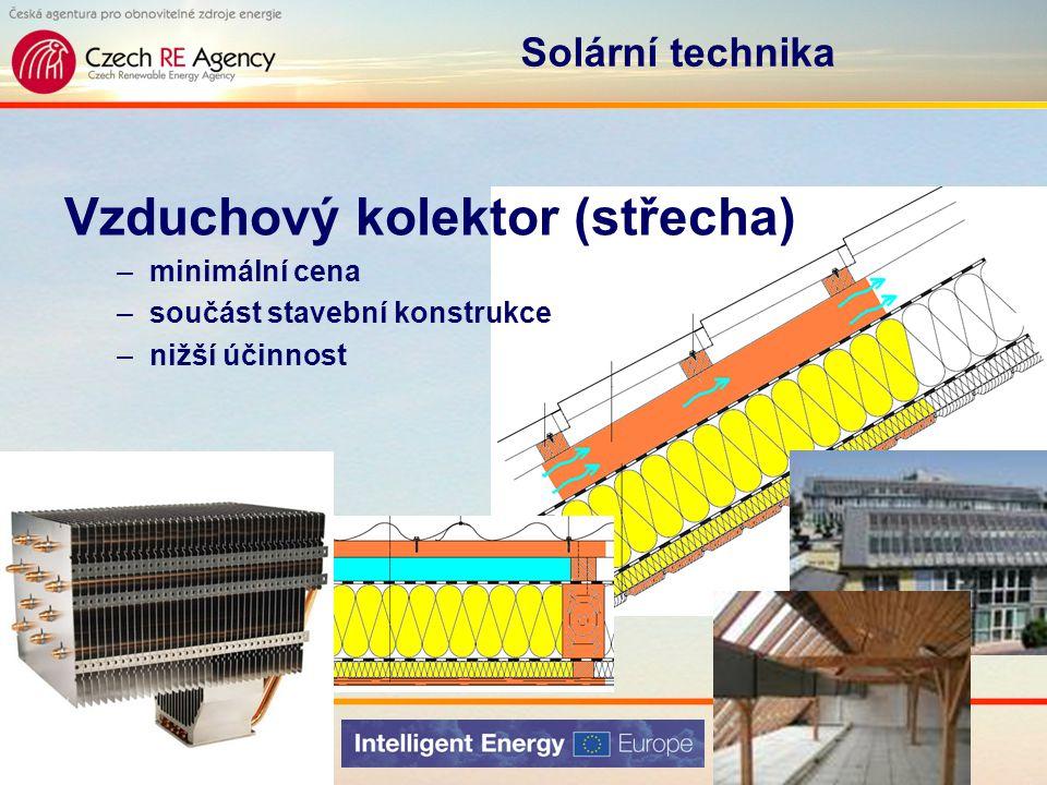 www.solpool.info Folie 25 Solární technika Vzduchový kolektor (střecha) –minimální cena –součást stavební konstrukce –nižší účinnost