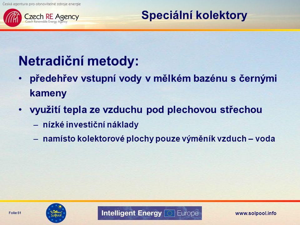 www.solpool.info Folie 52 Czech RE Agency, o.p.s.