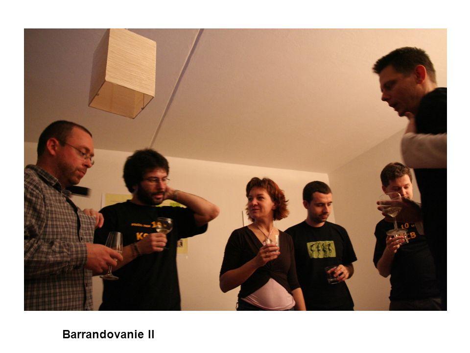 Barrandovanie II