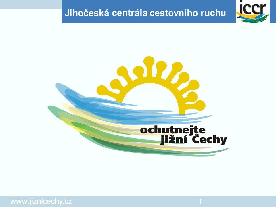 Jihočeská centrála cestovního ruchu www.jiznicechy.cz 12 1.koordinace aktivit s regionálními aktéry cestovního ruchu v Jihočeském kraji 2.produkty cestovního ruchu 3.propagace a poskytování informací 4.spolupráce, komunikace 5.projektová činnost Činnost JCCR v roce 2005