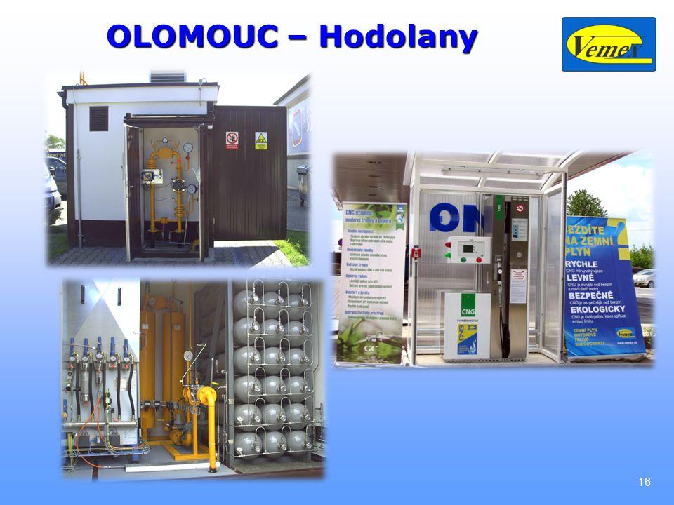 OLOMOUC – Hodolany 16