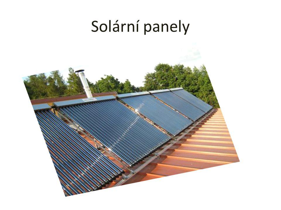 Fotovoltaika je metoda výroby elektřiny pomocí polí fotovoltaických článků, tedy buněk, jež jsou vyrobeny z materiálů, které převádějí sluneční záření na stejnosměrný proud.