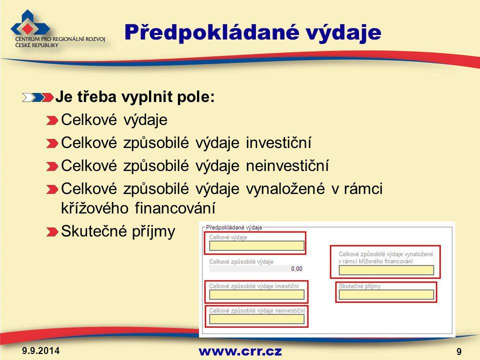 """www.crr.cz Postup opravy po finalizaci – stav a načtení dat Stav žádosti se po provedeném stornu finalizace změní na """"Založený , Stav dle Monit 7+ zůstává """"Vrácena k dopracování ."""