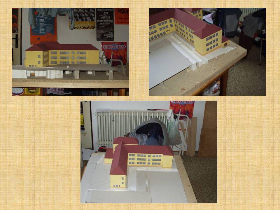 4) Modelování povrchu