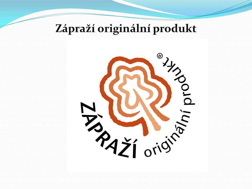 Zápraží originální produkt