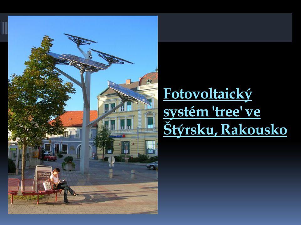 Fotovoltaický systém tree ve Štýrsku, Rakousko
