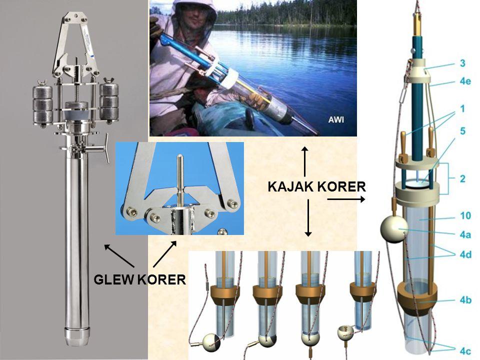 Původ jezer a kvalita paleolimnolog.záznamů Kvalita paleolimnol.