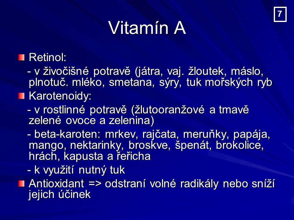 Vitamín E 18