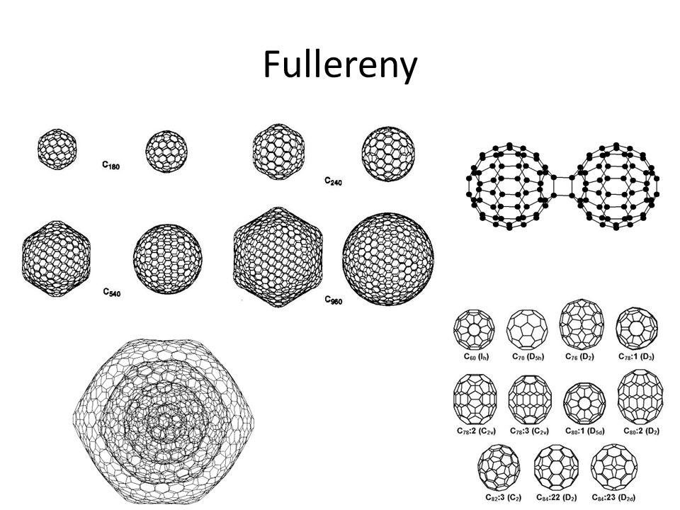 Vlastnosti a použití – stabilita × reaktivita (záření) transport léčiv umělá fotosyntéza supravodivé materiály solární články… – …