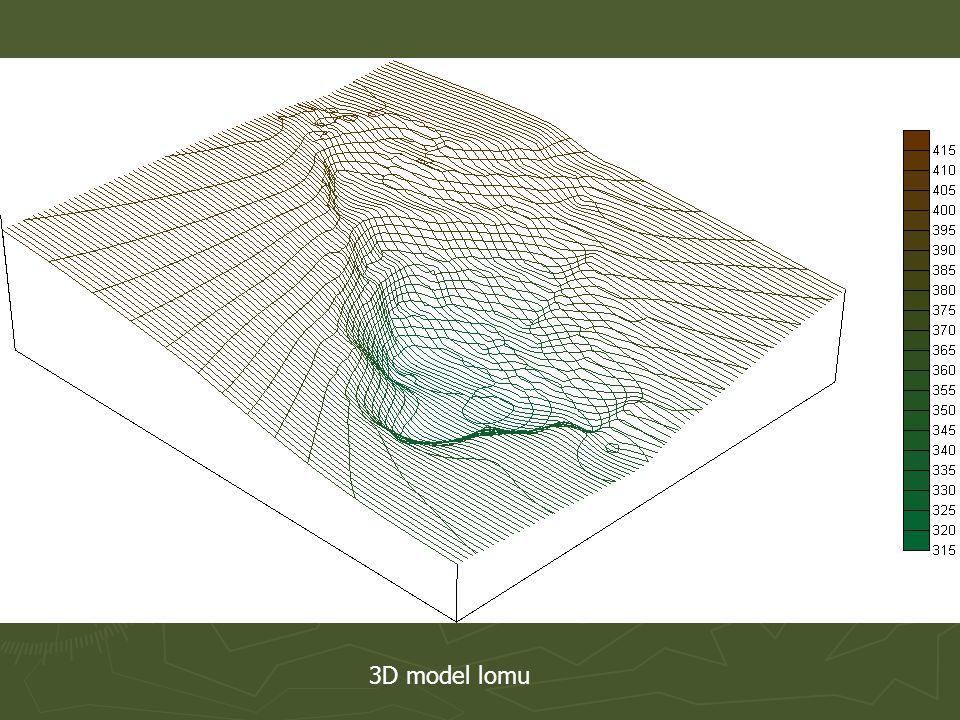 3D model lomu