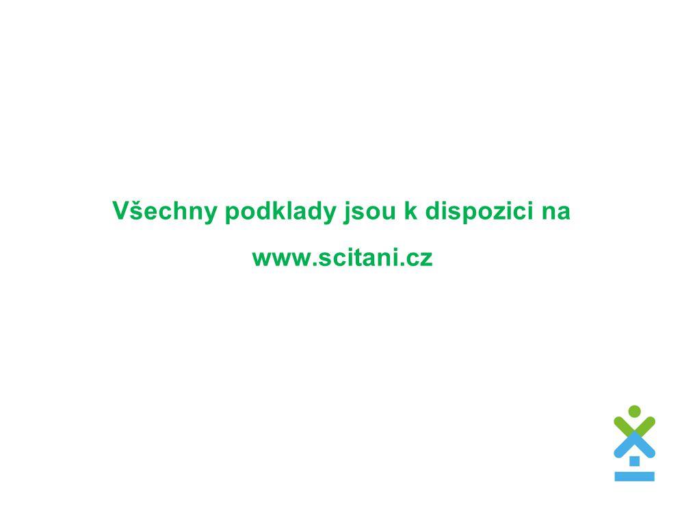 Všechny podklady jsou k dispozici na www.scitani.cz