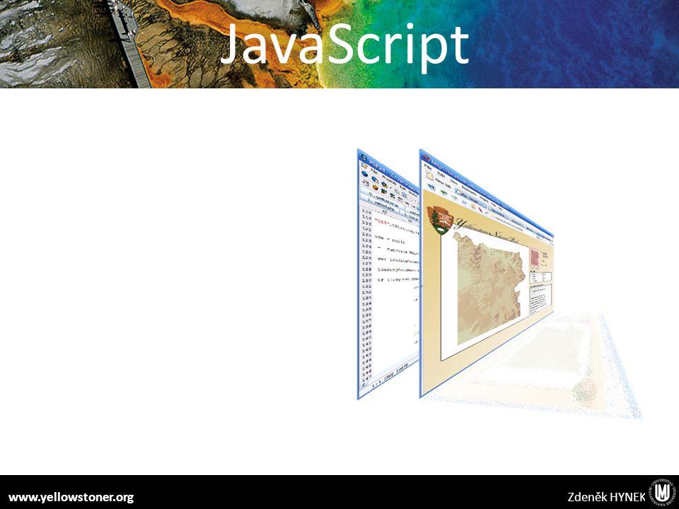 JavaScript Zdeněk HYNEKwww.yellowstoner.org