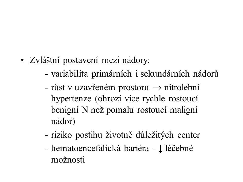 deriváty nitrosourey – BCNU, CCNU, fotemustin temozolamid (Temodal) ???.