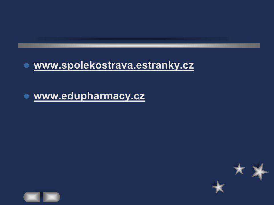 www.spolekostrava.estranky.cz www.edupharmacy.cz