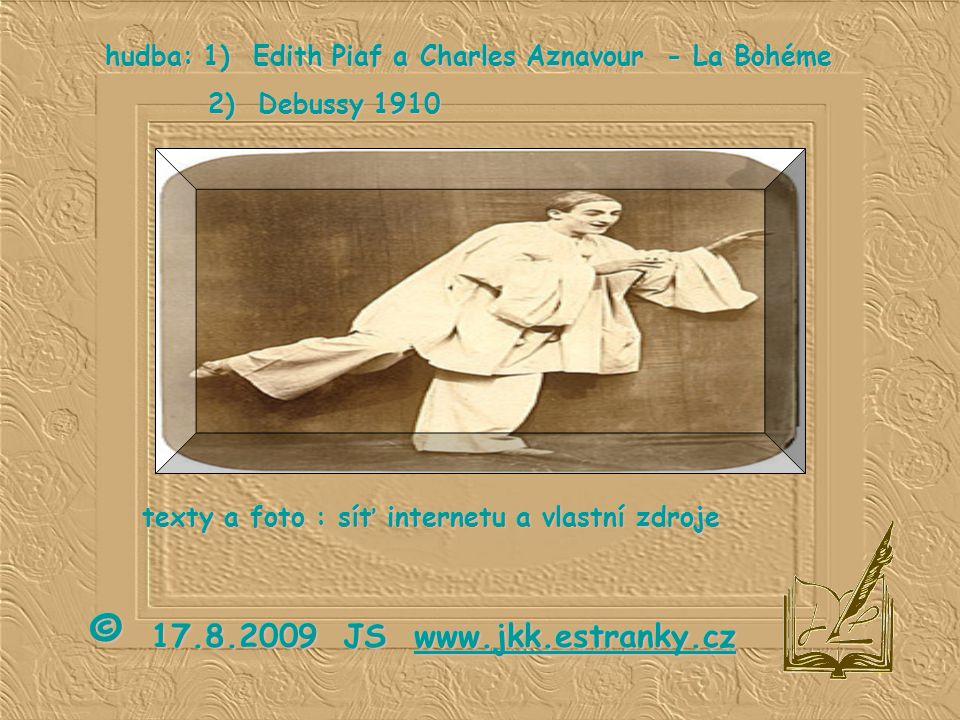 Po posledním představení ve hře Pierotova svatba Jean-Baptiste Gaspard Deburau završil svou letitou kariéru ve Funambules Na jeho hrobě na slavném Per