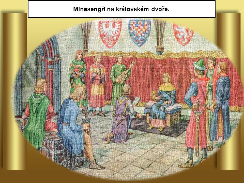 Václav II. schopný politik a diplomat podporoval rozvoj měst a řemesel, království vzkvétalo zavedl pražský groš těžil stříbro v Kutné hoře