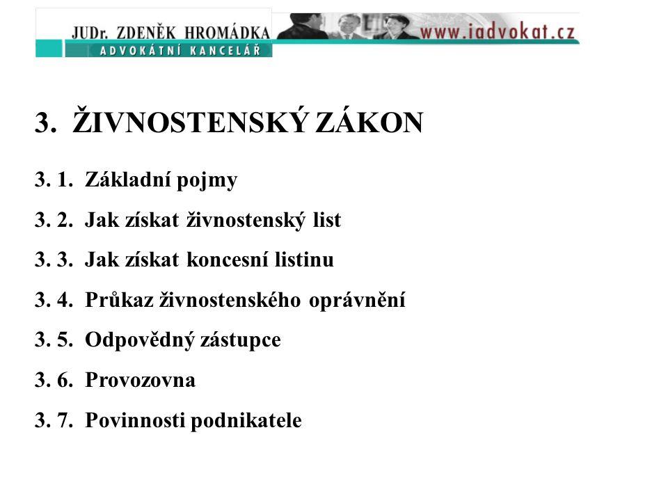 Internetové adresy, které je užitečné znát Na následujících internetových stránkách si můžete zjistit podrobné údaje o všech subjektech provozujících podnikání v České republice.