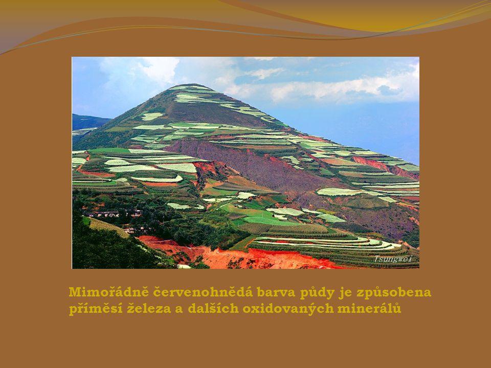 LEXIAGUO I se nachází jihozápadně od Kunming v oblasti Jün-nan, v 900 m.n.m., v odlehlé oblasti Číny.