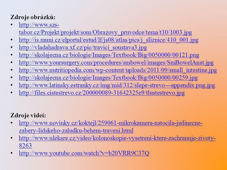 Zdroje obrázků: http://www.szs- tabor.cz/Projekt/projekt/som/Obrazovy_pruvodce/tema/t10/1003.jpg http://www.szs- tabor.cz/Projekt/projekt/som/Obrazovy