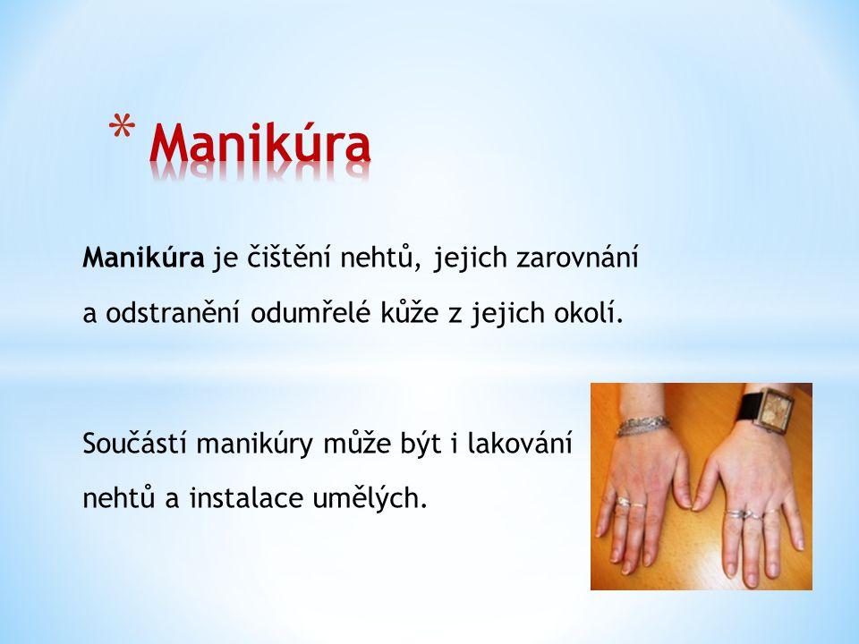 Noste u sebe vhodný krém na ruce a nehty a pravidelně několikrát denně si jím nakrémujte ruce.