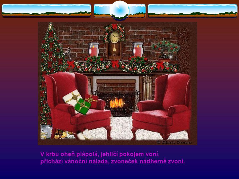 Posílám Ti anděla, aby Tě chránil, posílám Ti lásku, které věříš, posílám Ti plamínek, ať Ti v srdci plápolá a přeji Ti ty nejkrásnější Vánoce.
