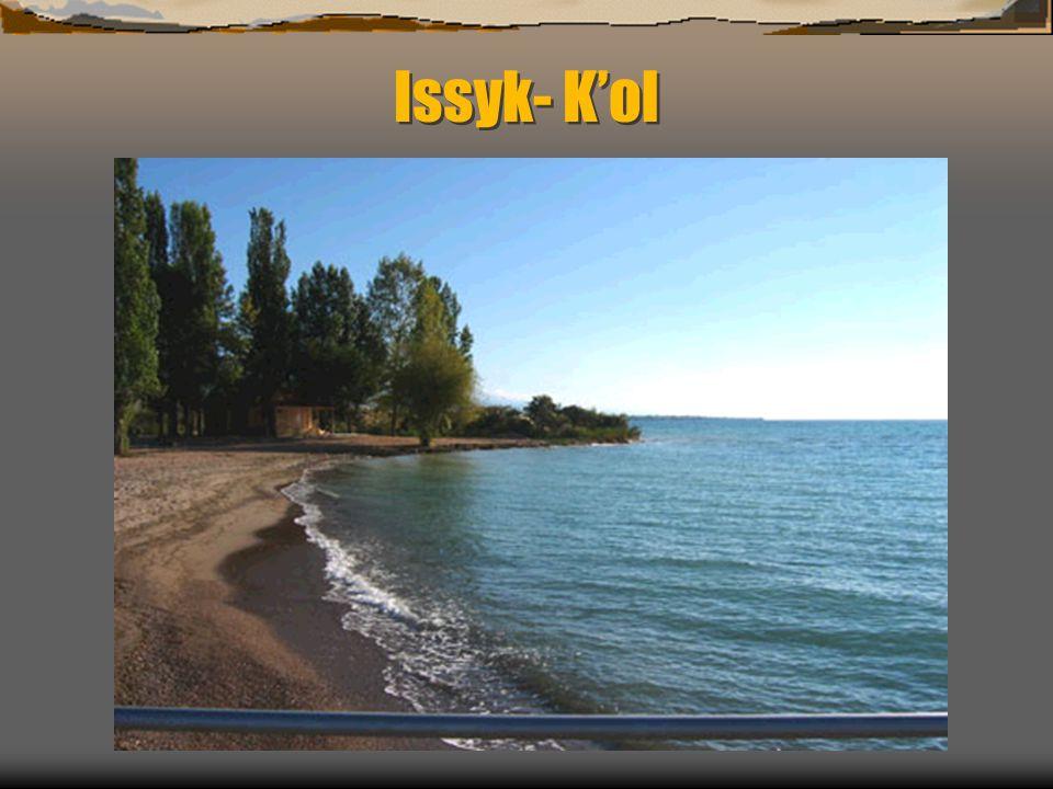 Issyk- K'ol