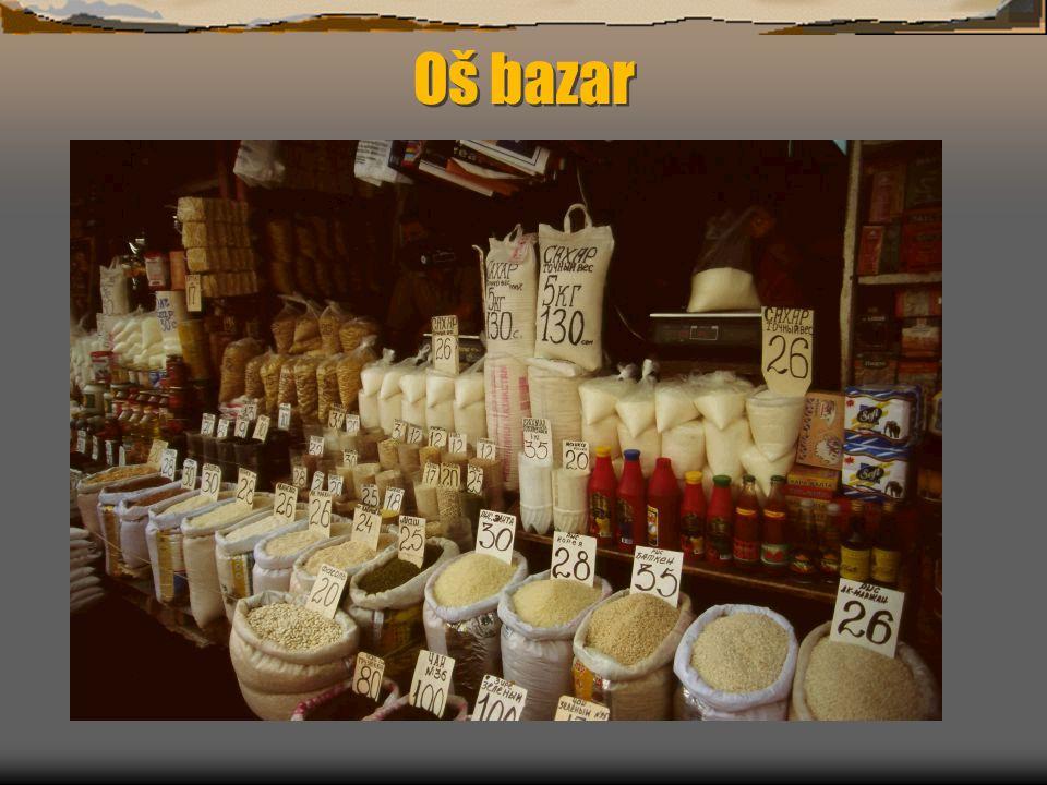 Oš bazar