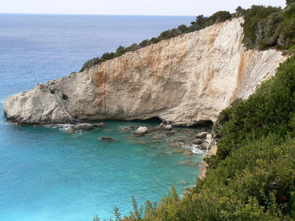 Nejproslulejší část ostrova – Pláž ztroskotání