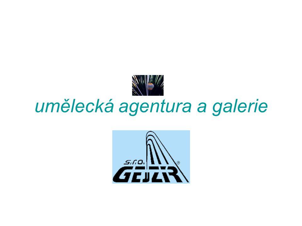 umělecká agentura a galerie