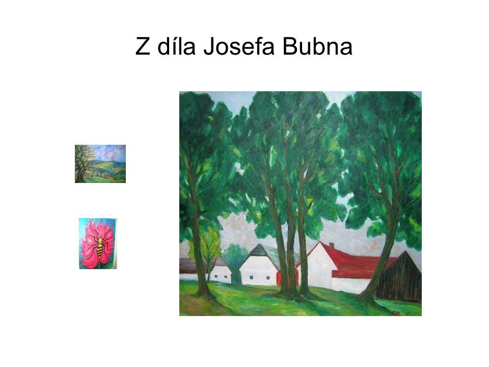 Z díla Josefa Bubna