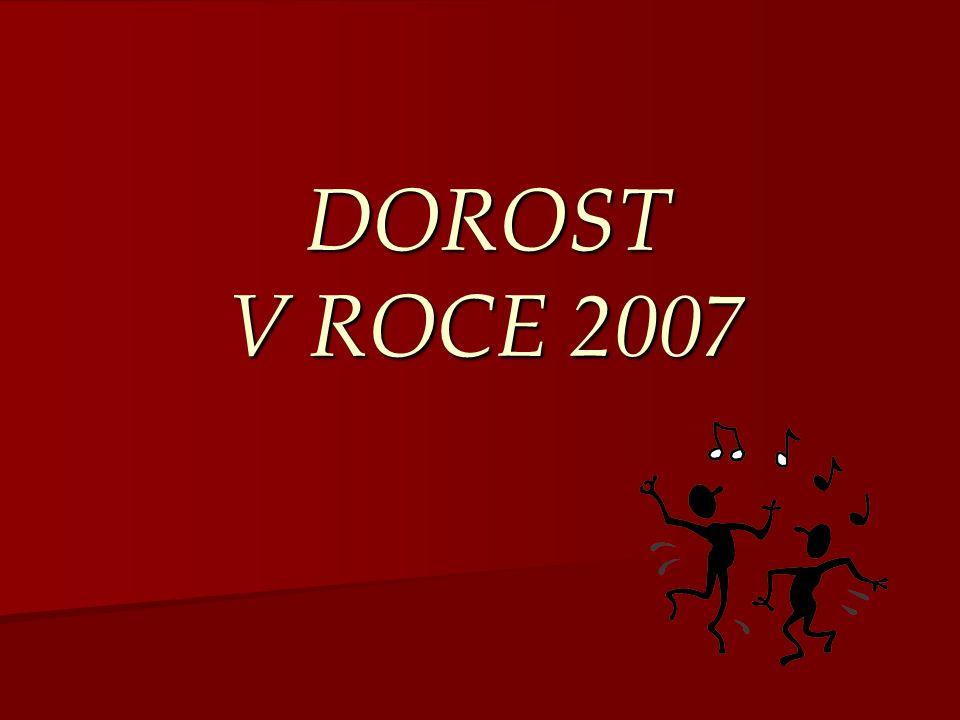 DOROST V ROCE 2007