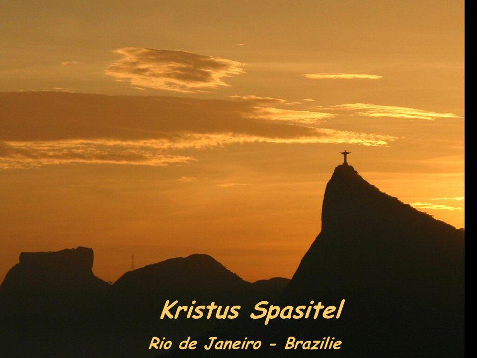 Kristus Spasitel Rio de Janeiro - Brazilie