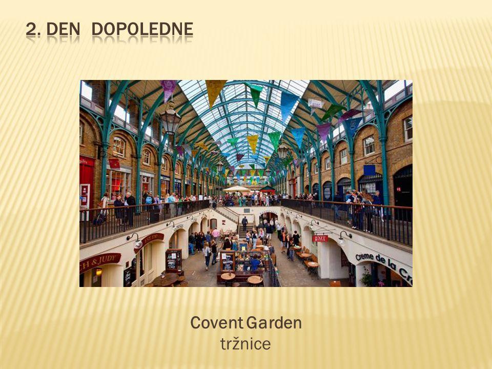 Covent Garden tržnice