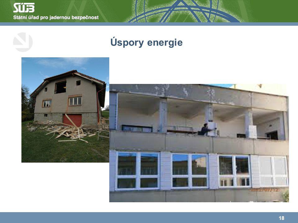Úspory energie 18