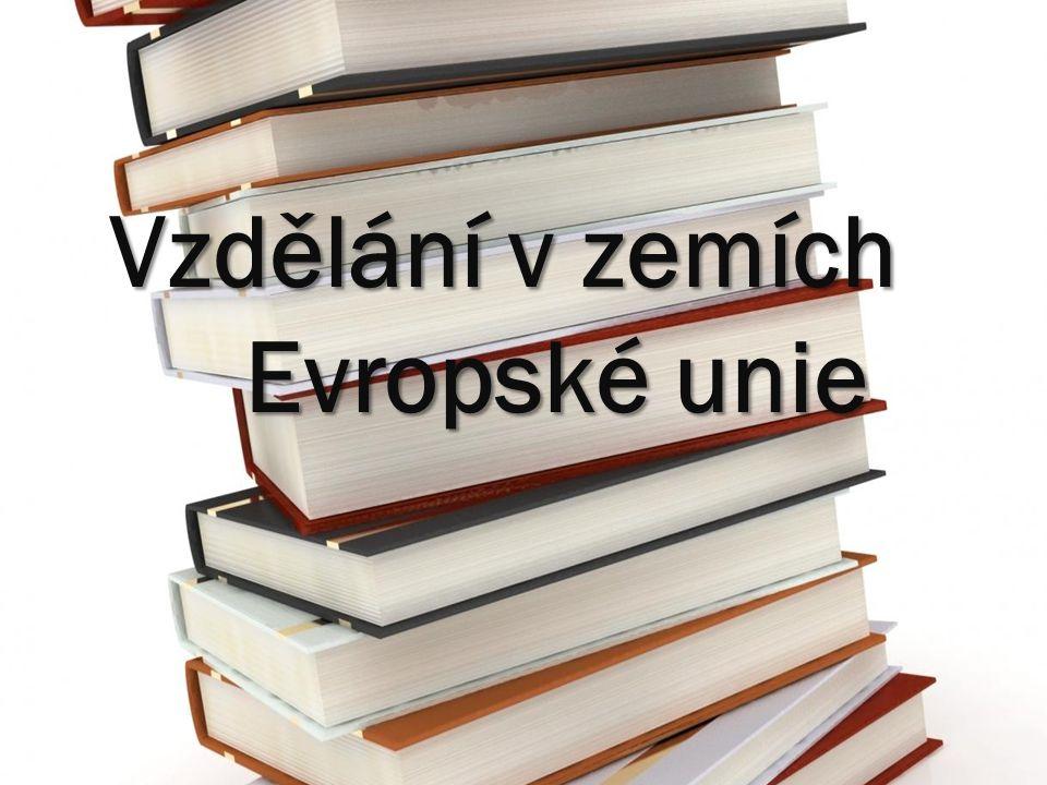 Vzdělání v zemích Evropské unie Evropské unie