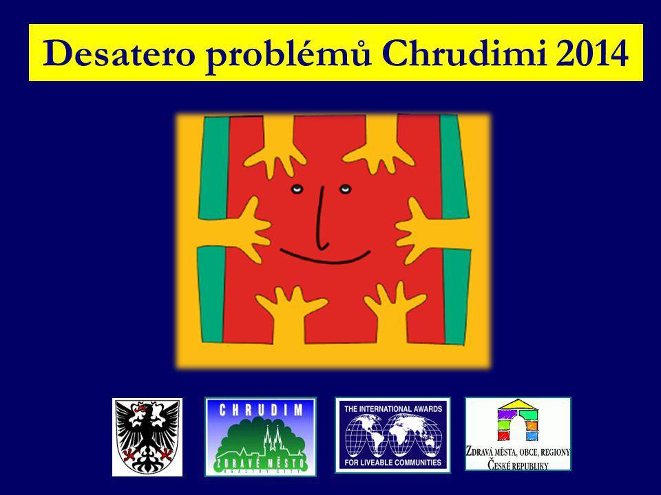Desatero problémů Chrudimi 2014