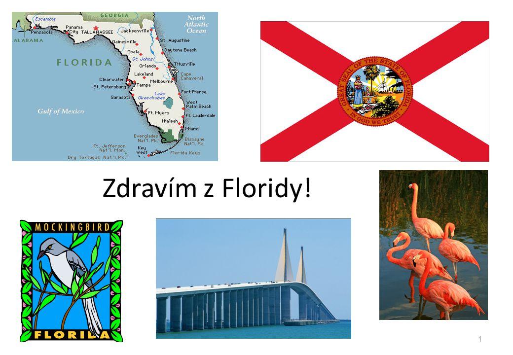 Zdravím z Floridy! 1