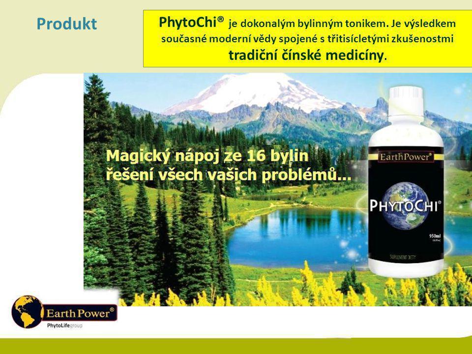 Produkt PhytoChi® je dokonalým bylinným tonikem. Je výsledkem současné moderní vědy spojené s třitisícletými zkušenostmi tradiční čínské medicíny.