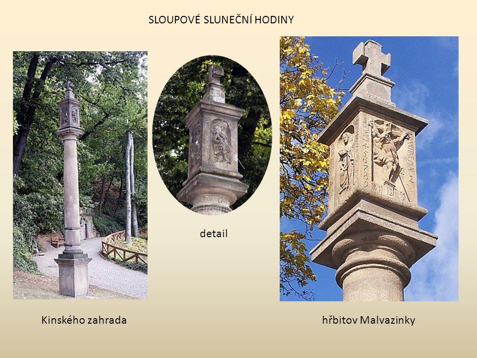 detaily hodin Současná budova Břevnovského kláštera, neboli Benediktinského arciopatství sv.