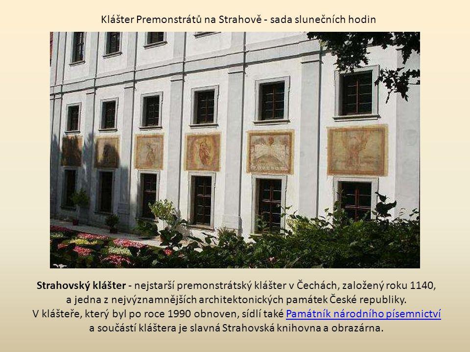 Klášter Augustiniánů Na Karlově, dnes je zde Muzeum Policie ČR