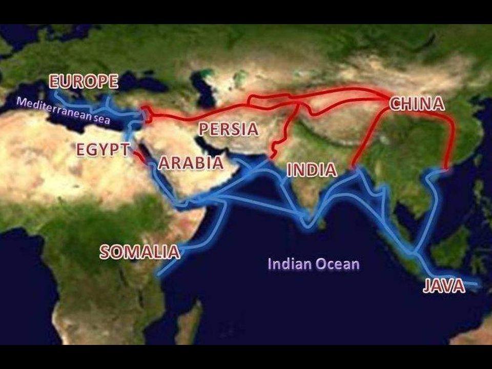 Pojmem Hedvábná stezka byla v minulosti označována starověká obchodní trasa procházející napříč celou Asií, od Středomoří až do čínského města Si-an.