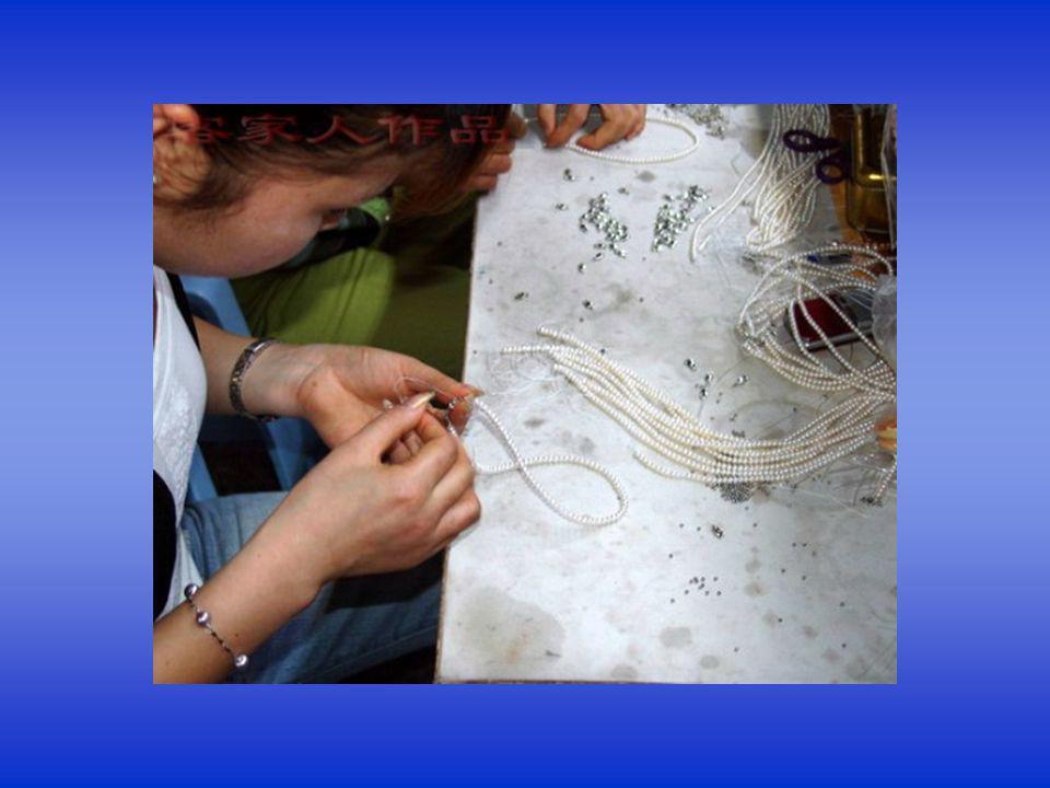 Od antických dob až do začátku 20. století byly za nejbohatší naleziště perel považovány tři oblasti. Ta první se nalézala v zálivu Mannar (moře mezi