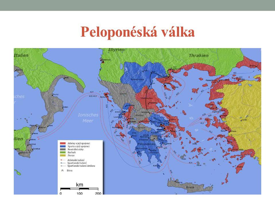 Peloponéská válka