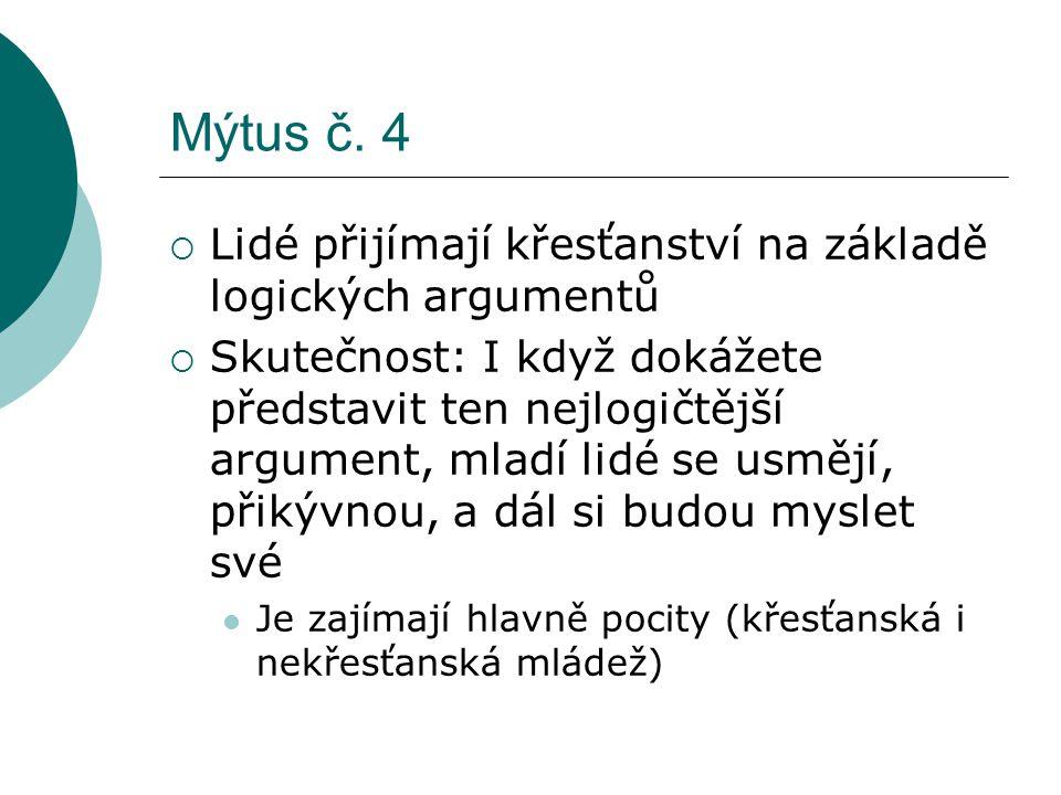 Mýtus č.