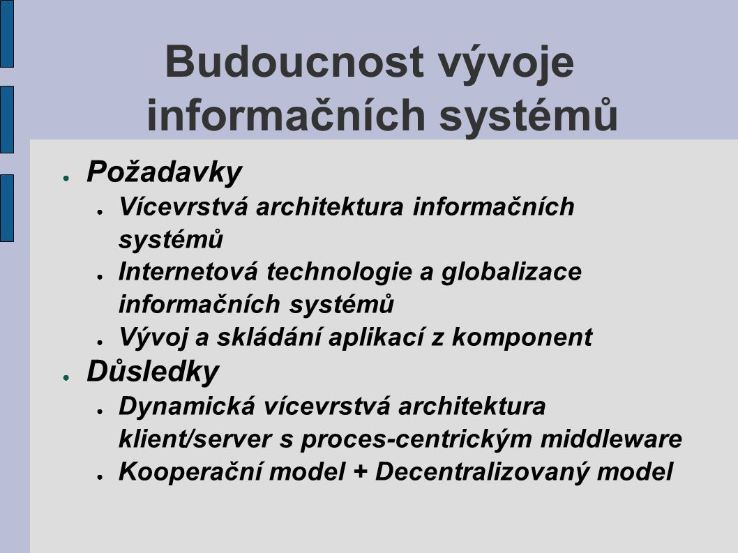 Ukázka WSDL dokumentu 2/2 ●