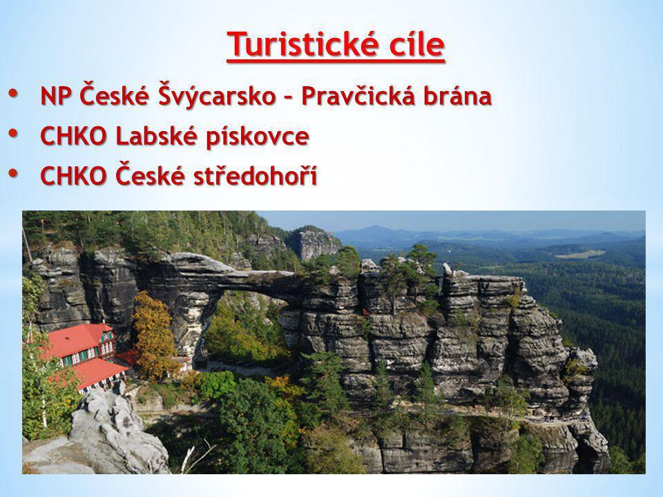 Turistické cíle – Ústí nad Labem Hrad Střekov Hrad Střekov Zámek Větruše Zámek Větruše Mariánská skála Mariánská skála Mariánský most Mariánský most