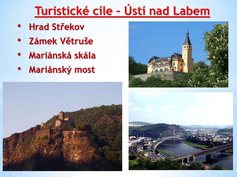 Turistické cíle – Terezín, rotunda sv. Jiří na hoře Říp