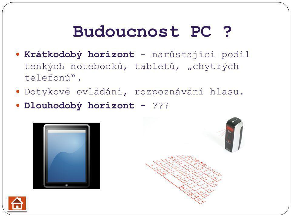 Budoucnost PC .